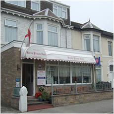 Picture showing the front of The Kendal Private Guest Accommodation 3 Star