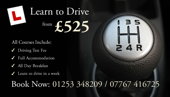 Learn to drive from £525